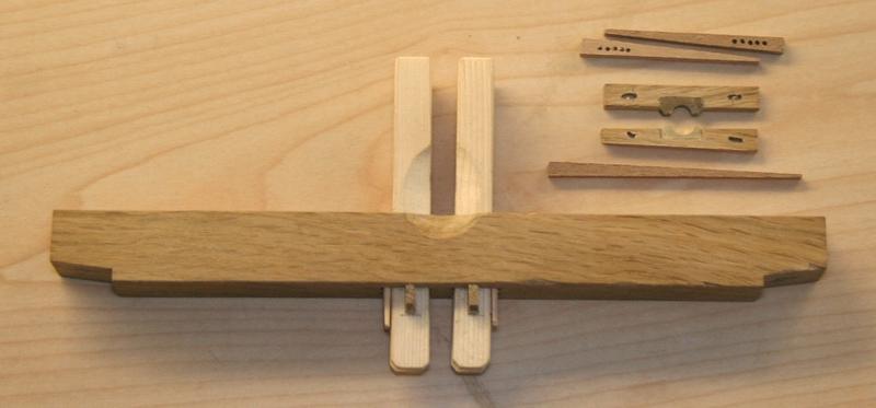 modelbouw molen penterbak