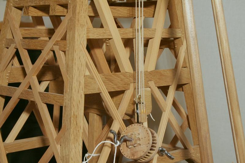 krukas krukwiel model molen paltrok penterbak