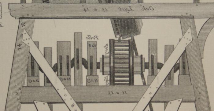 penterbak modelbouw molen krukas