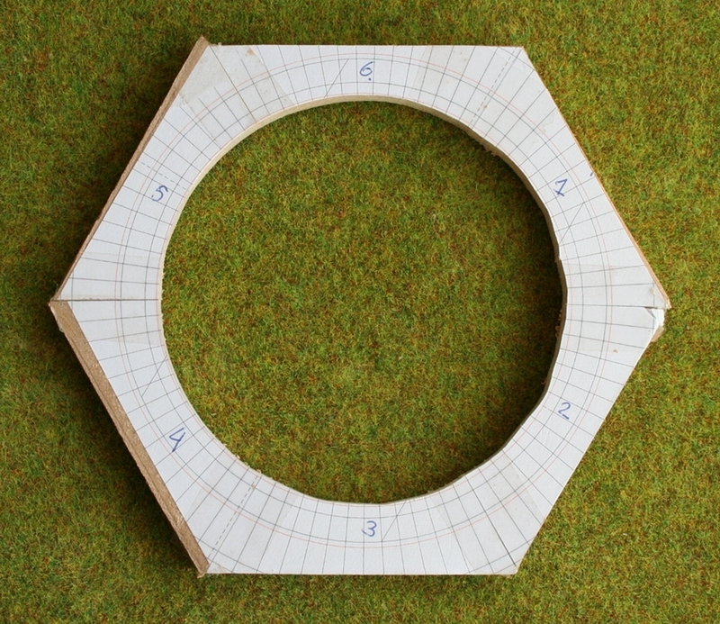 modelbouw molen paltrok penterbak