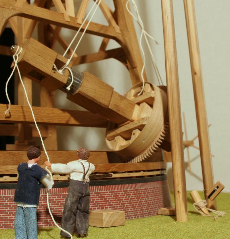 modelbouw penterbak