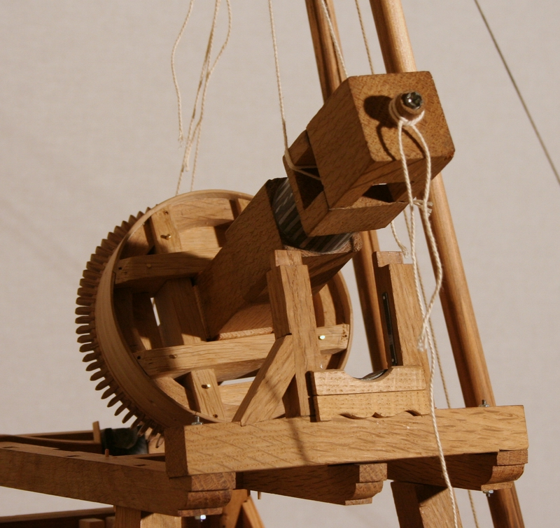 penterbak modelbouw