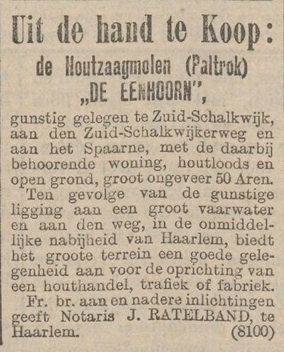 het nieuws van de dag 29-01-1910
